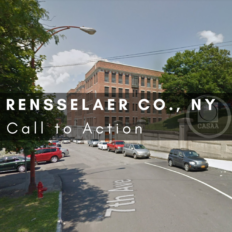 NY – Rensselaer Co  – Stop tobacco (and Vapor) 21! | CASAA
